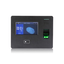 4.3 Inch Touch Screen Fingerprint Time Attendance Support 3G Or WiFi ( GT300 )